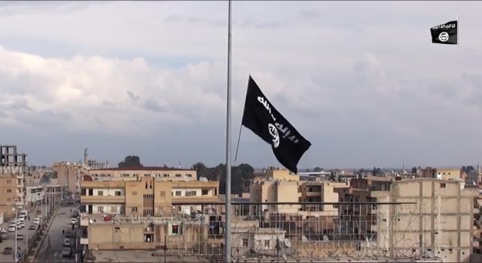 Daesh flag image